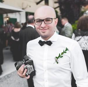 Alex Ginis - Hochzeitsfotograf München