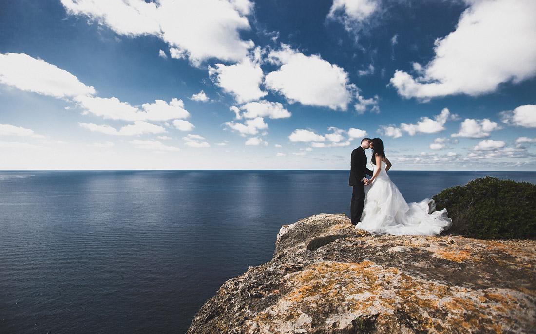 Hochzeit auf Mallorca - Hochzeitsfotograf München - Hochzeit in München